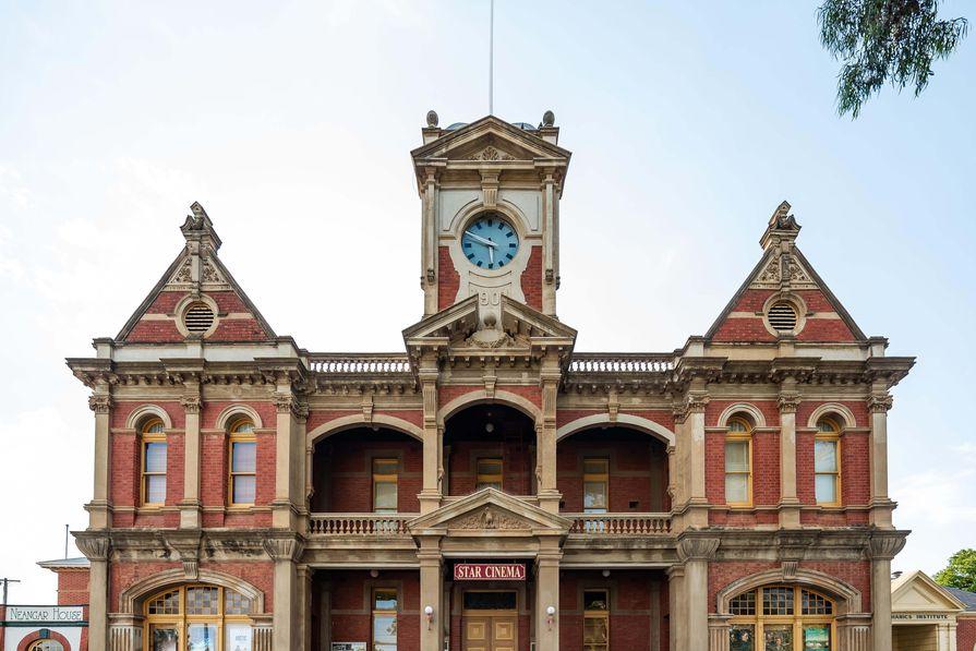Eaglehawk Town Hall - Star Cinema