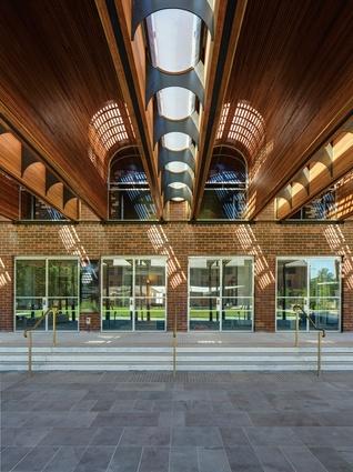 Joynton Avenue Creative Centre by Peter Stutchbury Architecture for City of Sydney.
