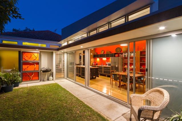 Hamilton House by Austin McFarland Architects.