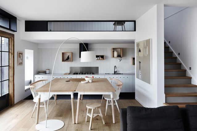 Kerferd by Whiting Architects.