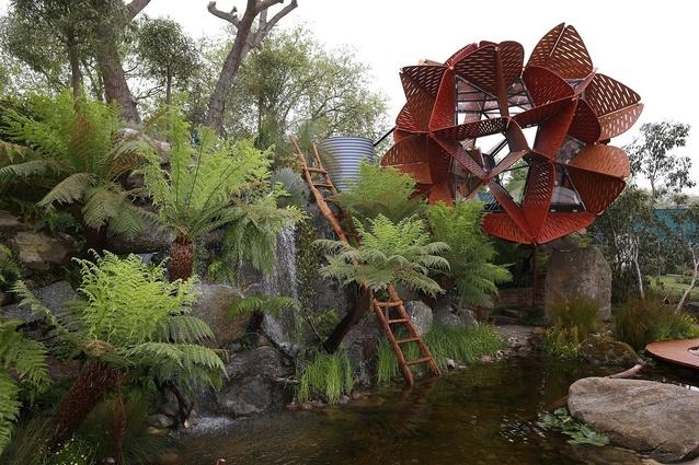 australians win at chelsea flower show 2013