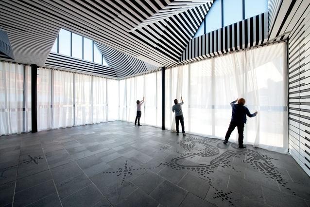 Architecture Annexe, Art Gallery of Ballarat – Searle x Waldron