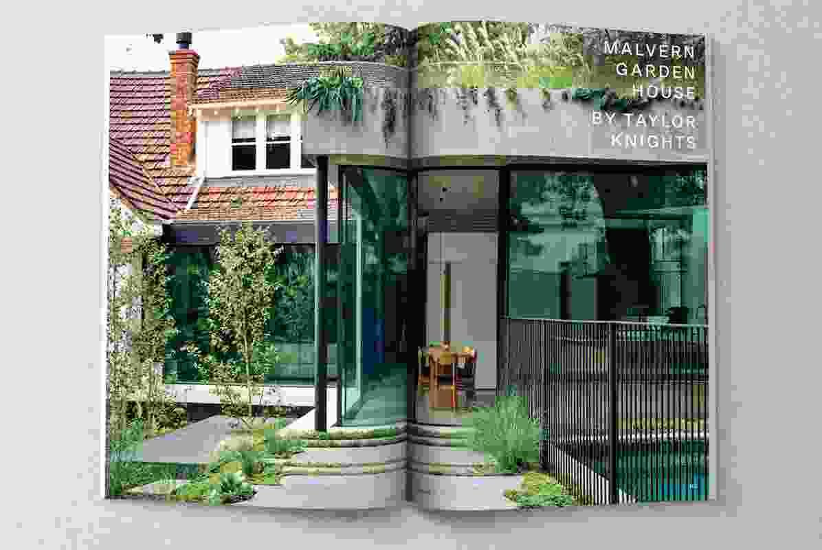 Malvern Garden House by Taylor Knights.