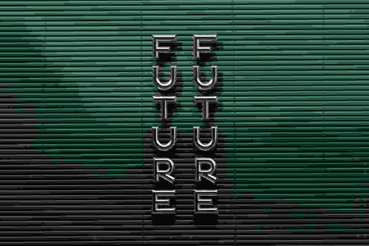 Future Future by A Friend of Mine Design Studio.