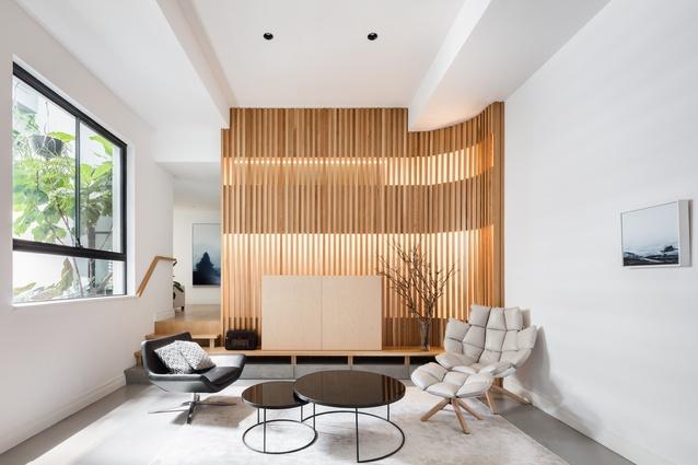 Crown Street Apartment by Brooke Aitken Design.