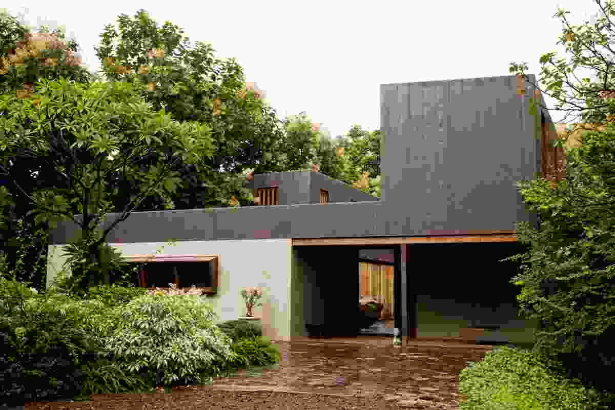 Copper House II by Studio Mumbai