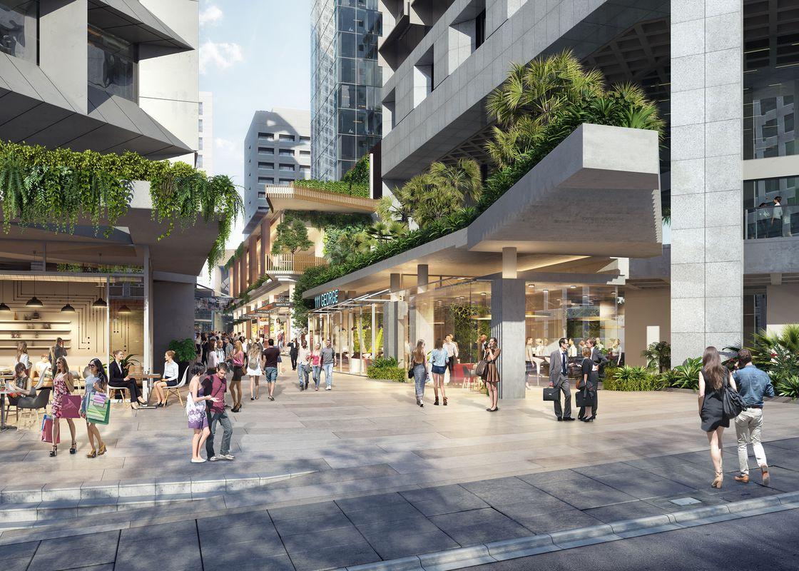 Bureau proberts architectus design new commercial tower for