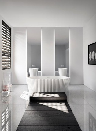 Origami collection by Apaiser and Kelly Hoppen.