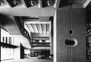 Arts, crafts and brutalism