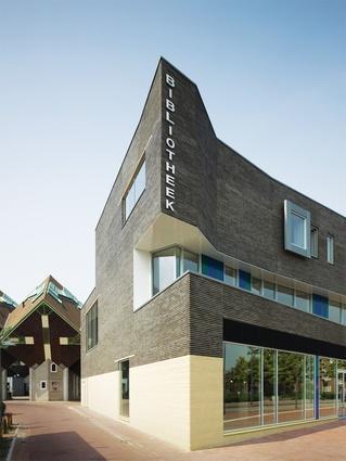 New City Library, Helmond, Netherlands, 2010.