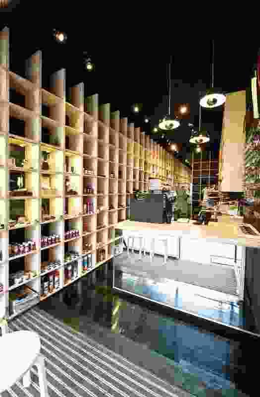 Retail Design – Cobbler Caballero by Stewart Hollenstein.