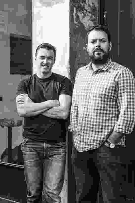 Nick Travers and Justin Northtrop, Techné Architects.