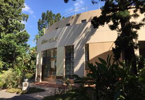 The proposed Nature and Science Precinct project will include the restoration and expansion of the National Herbarium of Victoria.
