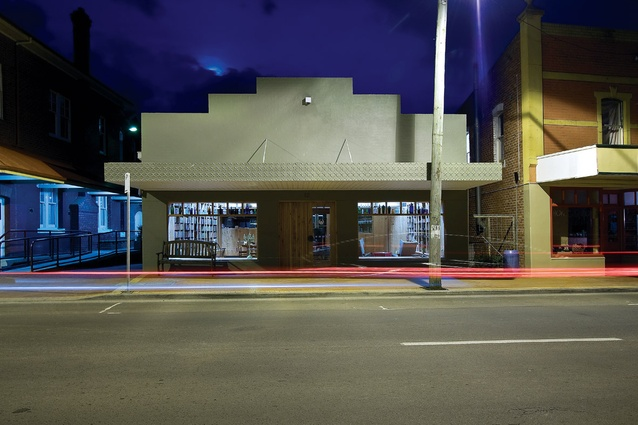 Located in Cygnet, an hour's drive south from Hobart, Southern Swan has a charming shopfront.