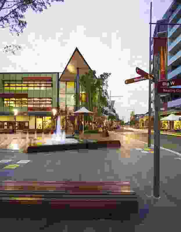 Rouse Hill Town Centre Public Domain