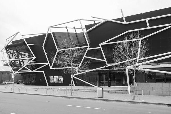 Melbourne Recital Centre exterior.