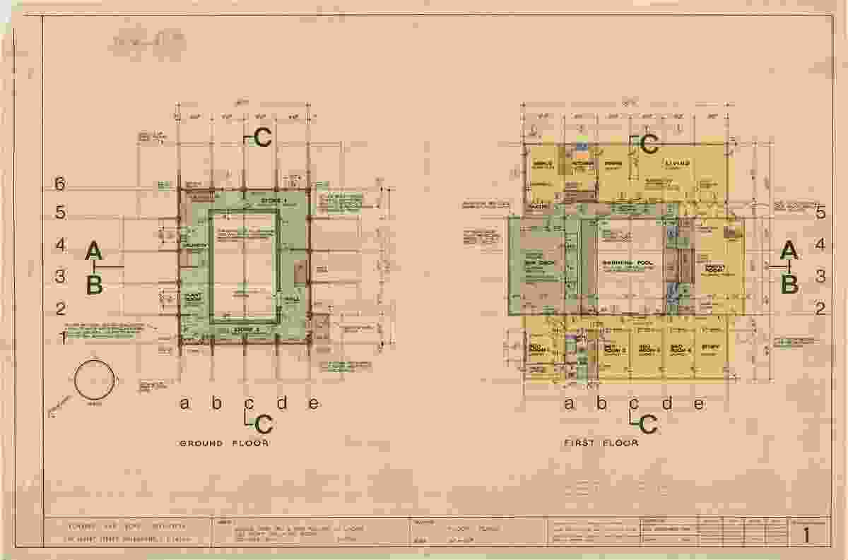 The plan of the Lyons House is as rational as any of those devised for the Small Homes Service.