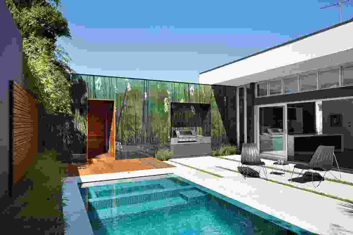 Outdoor – Savannah House by BG Architecture.