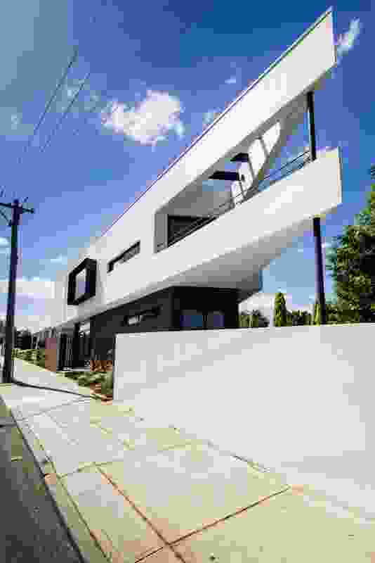 Mount Lawley House by Robeson Architects.