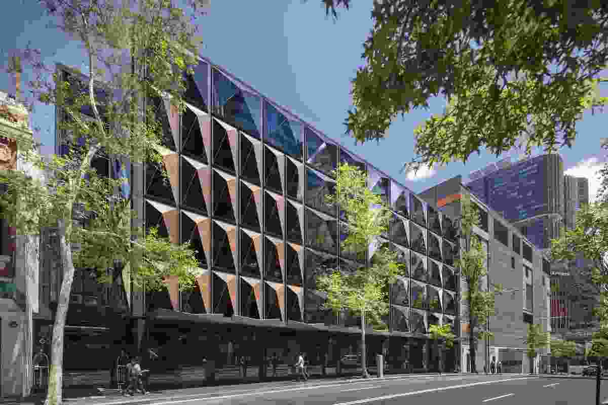 West Hotel by Fitzpatrick and Partners (architecture) and Woods Bagot (interiors).