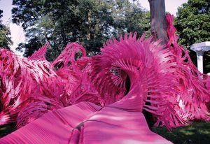Alisa Andrasek and Jose Sanchez, Bloom, Victoria Park, London (2012).