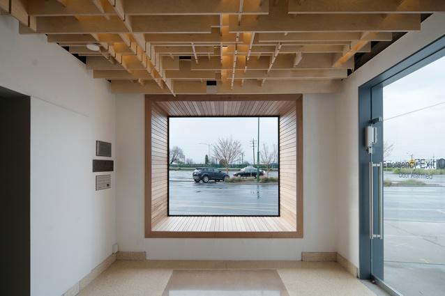 Latrobe Regional Gallery by NAAU.