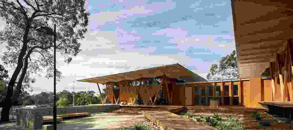 Macquarie University Incubator by Architectus.
