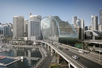 Hassell's new scheme for Darling Harbour IMAX site recommended for approval