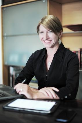 Caroline Burns, director, Workplace Revolution