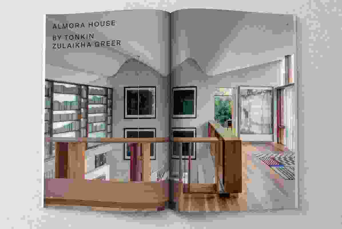 Almora House by Tonkin Zulaikha Greer.