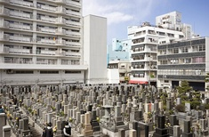 International competition to design vertical cemetery for Tokyo