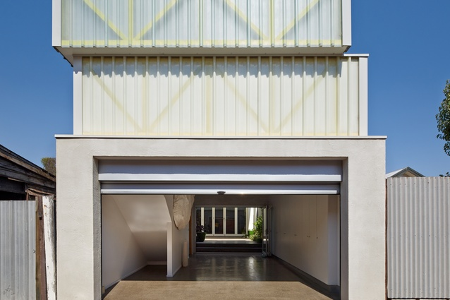 Middle Park Studio by Jean-Paul Rollo Architects.