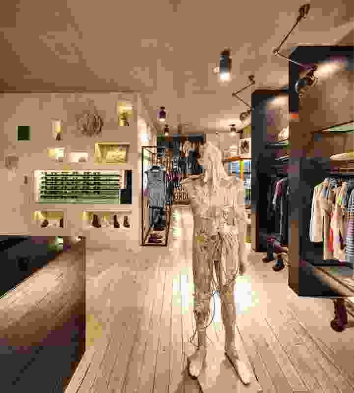 Retail Design – Ksubi by Akin Creative.