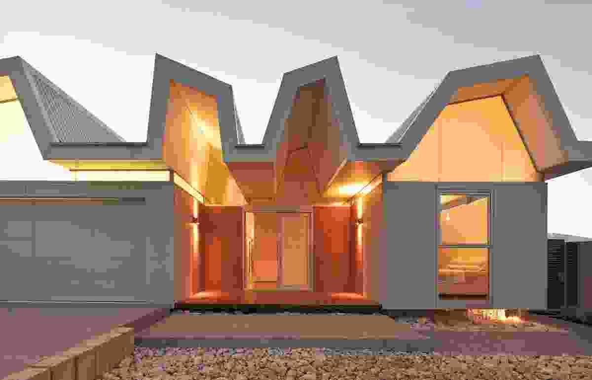 Florida Beach House by Iredale Pedersen Hook Architects.
