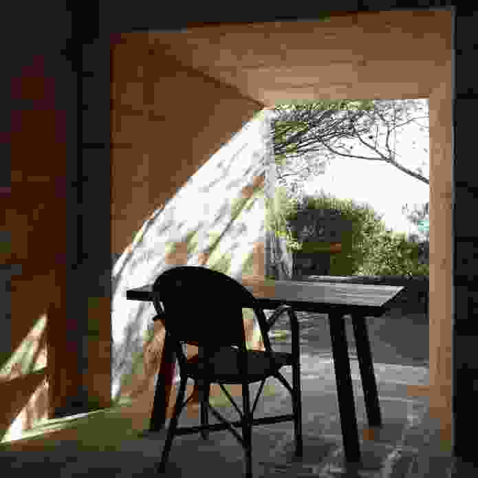 Windows frame interior vignettes, external vistas and light play.