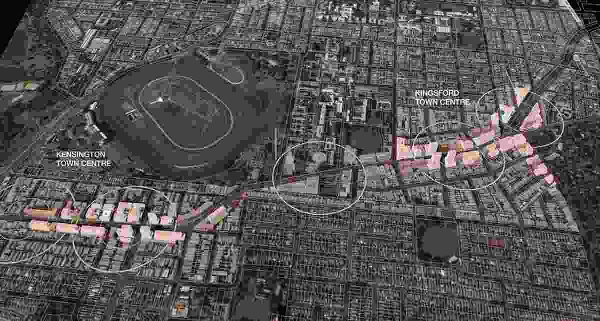 Kensington and Kingsford Planning Review – Randwick City Council and Conybeare Morrison.