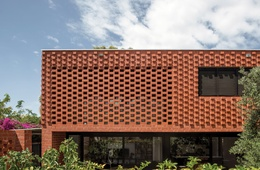 Brick by brick: Grey Street House