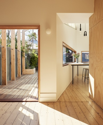 St Kilda East by Claire Scorpo Architects.