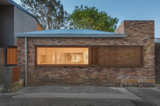 Bolt Hole by Panovscott Architects.
