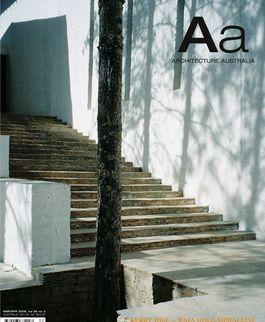 Architecture Australia, March 2006