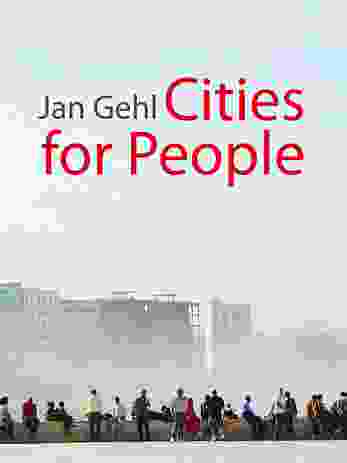 Cities for People by Jan Gehl.
