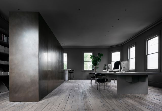 Adam Kane Architects Office by Adam Kane Architects.