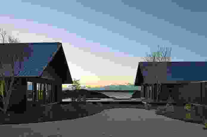 Amanemu by Kerry Kill Architects.