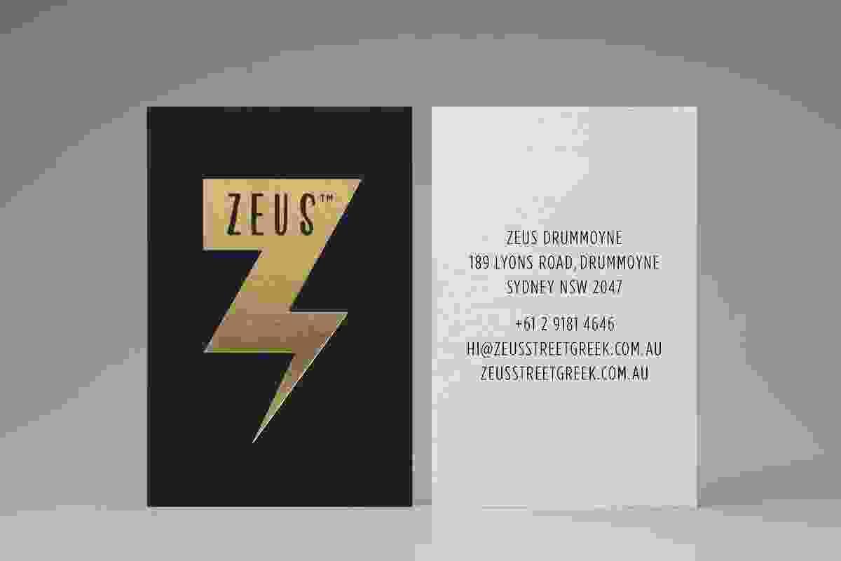 Zeus by Layfield Design.
