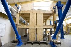 Seismic design: engineering wood