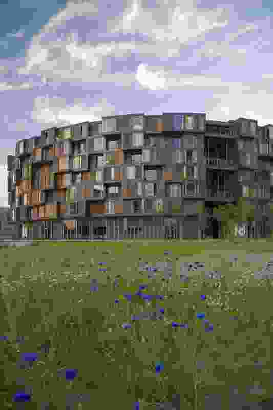 Tietgen Dormitory in Copenhagen, Denmark by Lundgaard and Tranberg (2005).