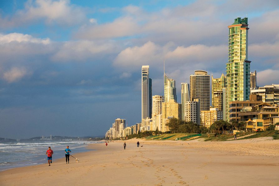 Permanent Impermanence: Spontaneity and joy in Gold Coast architecture