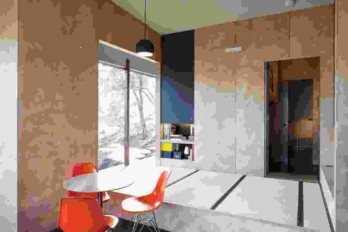 New House under 200m² – Base Camp by In Site.