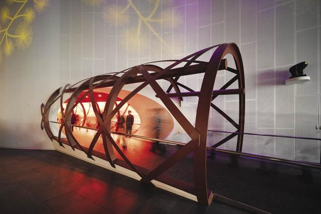 Australian Expo Pavilion.