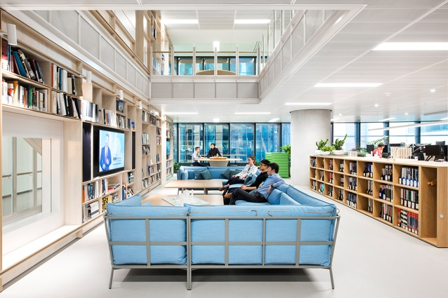 Lendlease HQ by Hassell.